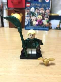 LEGO Minifigures 71022 Harry Potter and Fantastic Beasts Series 1 - Draco Malfoy 馬份 哈利波特 模型 hogwarts