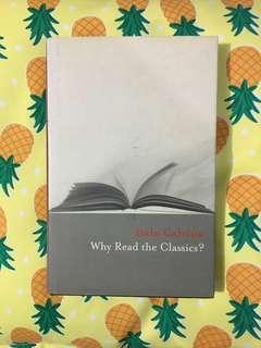 Italo Calvino - Why Read the Classics?