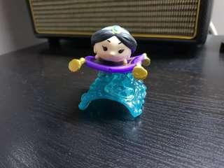 Tsum tsum figurine - Aladdin : Jasmine on flying carpet