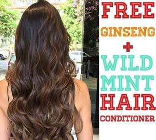 Free‼️ Giveaway: Ginseng and wild mint conditioner by simple be well TM #dec30 #new99