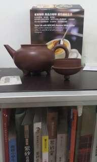 紫砂壺,底槽青泥,330cc
