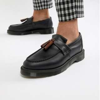 🚚 2019 sale! Dr Martens Adrian tassel loafers