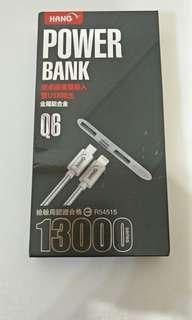 🚚 HANG Q6 power bank