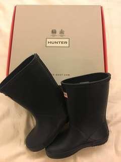 【降價出清】Hunter 男童雨鞋