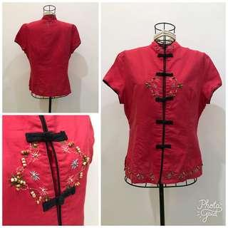 Chinese Oriental Blouse