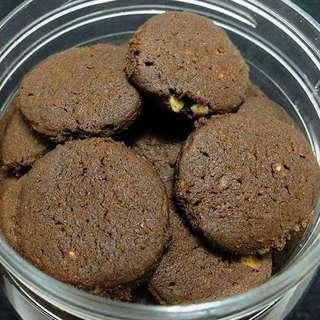 Choc Crunch Cookies