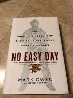 No Easy Day (By Mark Owen)