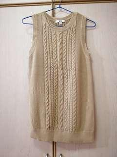 Knitted Top uniqlo size M