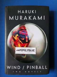 Wind / Pinball by Haruki Murakami