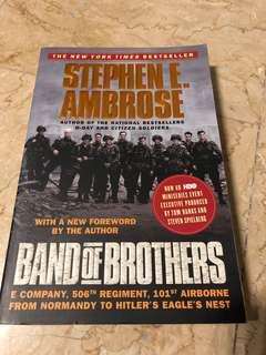 Band of Brothers (By Stephen Ambrose)