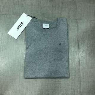 2XL WTAPS INGREDIENTS LONGSLEEVE TEE (GREY)