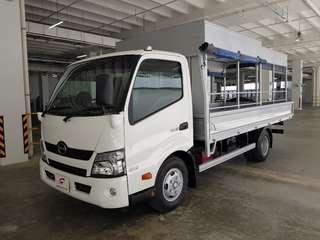 Hino XZU710R 14FT
