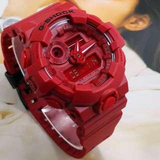G-SHOCK (GA735A) RED OUT