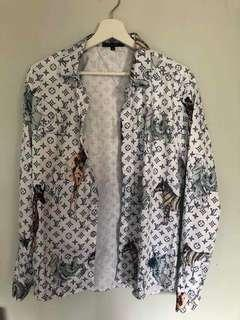 LV x Chapman Bros Shirt Long sleeves