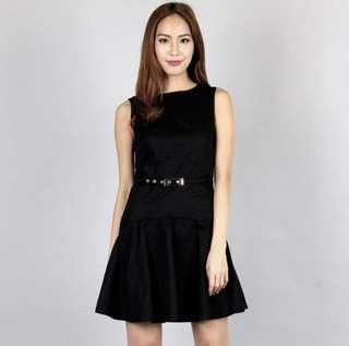 BNWT LAURAN FIT AND FLARE DRESS SIZE M