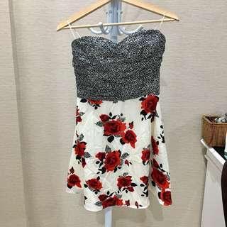 Guess mini tube dress