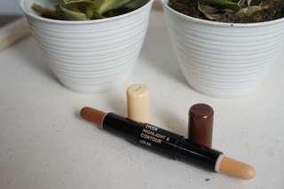 Make over highloght & contour stick