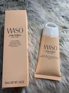 Waso Shiseido Day Moisturizer Correcteur spf 30