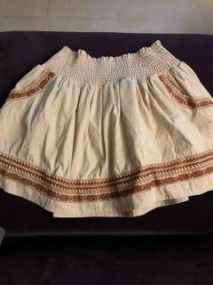 日本半褶裙