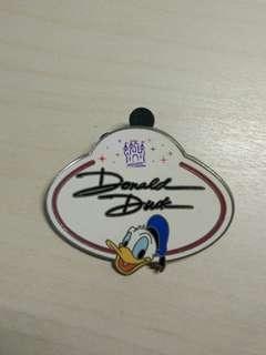 Disney pin 迪士尼襟章 徽章