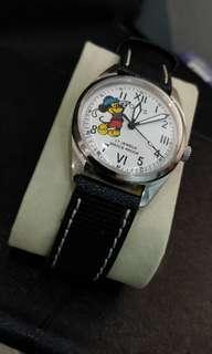 Oris  vintage mickey California dial