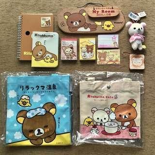 🌸 CHEAP sanrio san-x merchandise