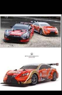 (P.O.)RC Car For GTR/Lexus 4WD Drift Racing Car