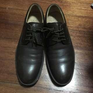 Le Saunda formal brown shoes