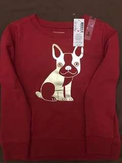 Sweater merah anak