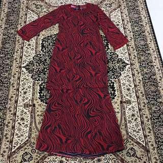 Baju Kurung Manik / Kurung Modern Beaded