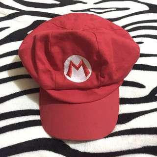 Super Mario Cap (Comic Alley)
