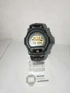 G-Shock DW-002 FoxFire Gold