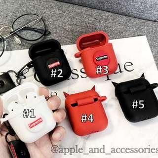 Apple AirPods Wireless headphone Casing
