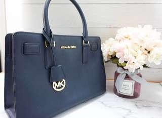 Michael Kora Dillon Satchel Handbag