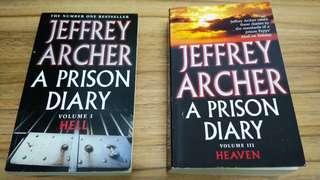 A Prison Diary 1 & 3