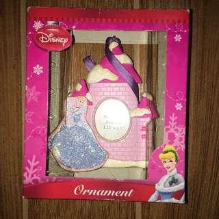 Disney Ornament photo frame