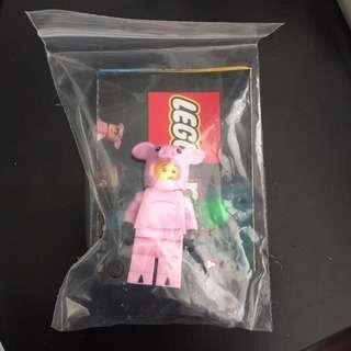LEGO SERIES 12 PIGGY SUIT GUY