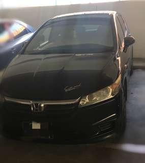 Honda stream weekday rental. No deposit. 81450022