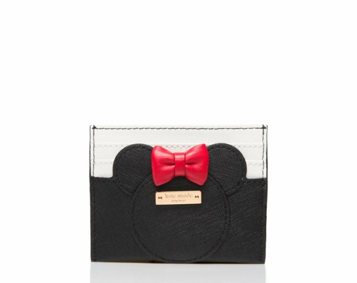 ♥ Kate Spade New York For Minnie Mouse Minnie Card Case 410403042