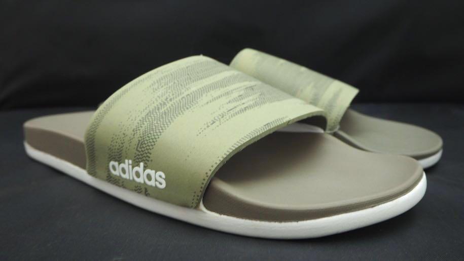 2f08f883205355 Adidas Adilette Cloudfoam Plus Slides