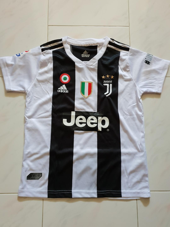 premium selection 0b6ee 4160c Adidas Juventus Ronaldo 7 Soccer Jersey, Babies & Kids, Boys ...