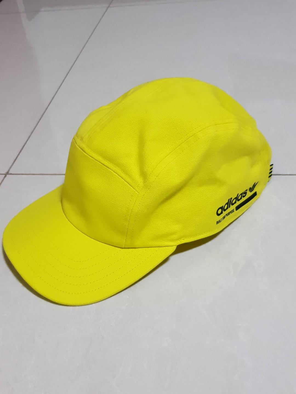 3793a6d5ebe Adidas Originals Kaval Cap Yellow