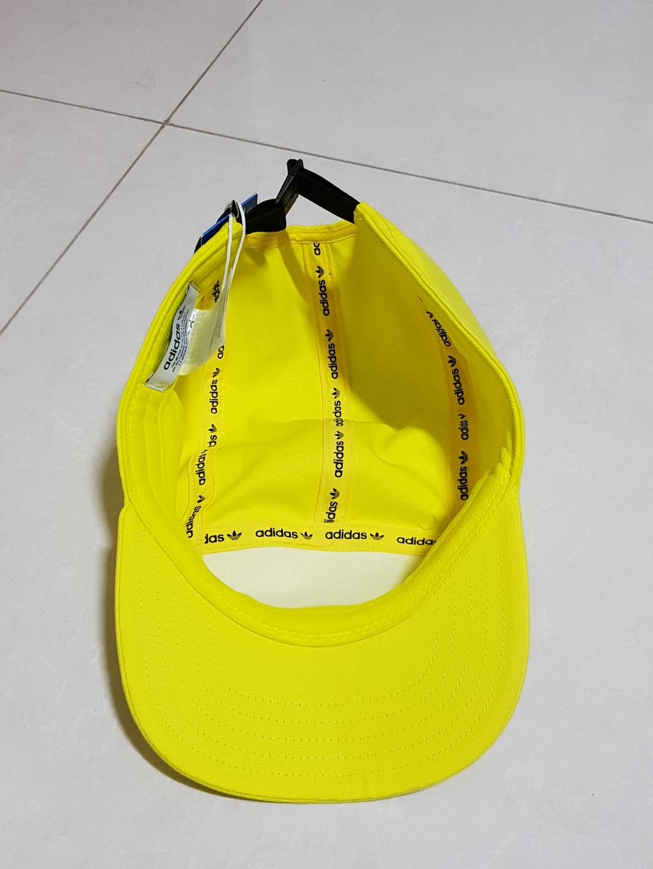 eca0540edfc Adidas Originals Kaval Cap Yellow
