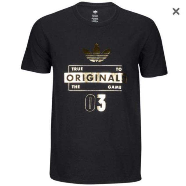 d4e5d481 Adidas Originals Men's Graphics Tee (Size S), Men's Fashion, Clothes ...