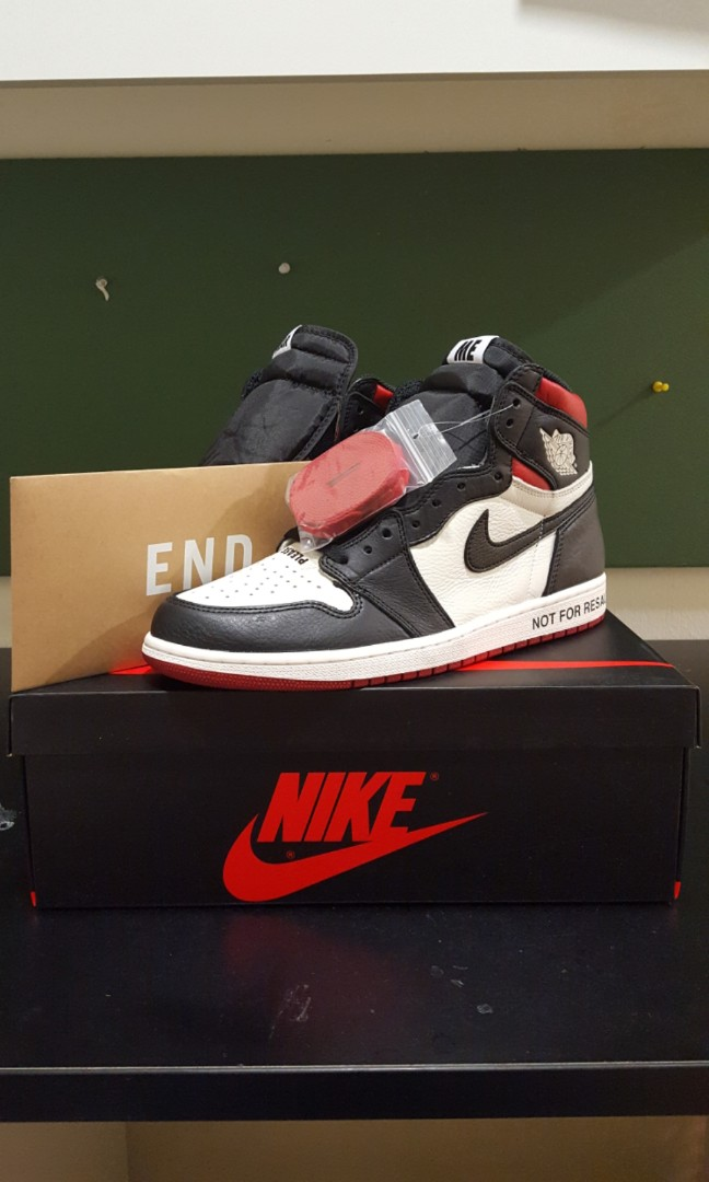 buy online b8f18 4ce7b Air Jordan 1 Retro High OG Not For Resale