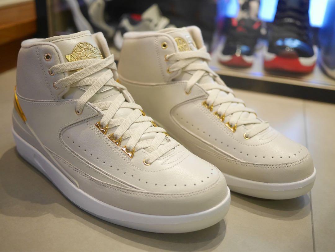 5b60eb3841a Air Jordan 2 Quai 54, Men's Fashion, Footwear, Sneakers on Carousell