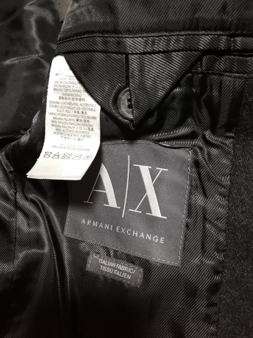 Armani Exchange 西裝褸