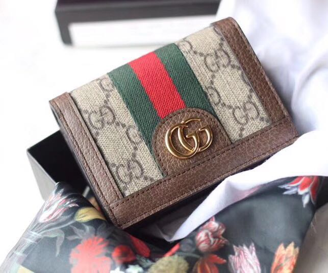 9cf1529b54d 👍🏻BEST SELLING Gucci Ophidia Small Wallet