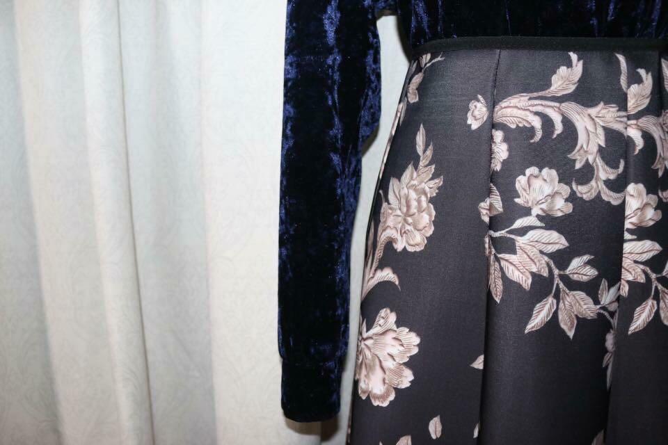 e6a7e4396d2 Black Laura Maxi Skirt