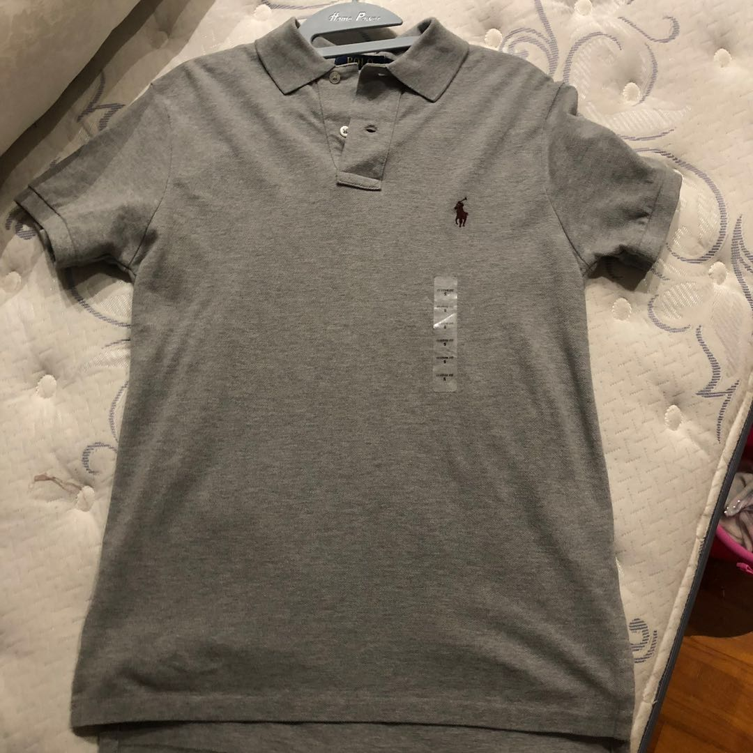 f45d7a50d602 BN Ralph Lauren Polo Tee Size S